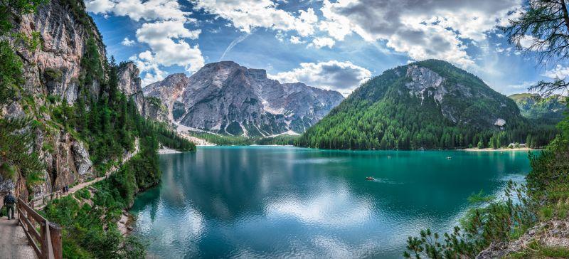 Lago di Braies - Pragser See