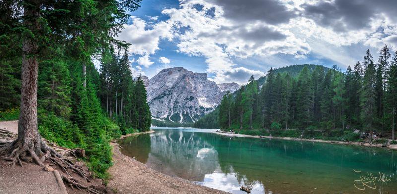 Pragser Wildsee - Südtirol, praxer wildsee, pragser wildsee südtirol, pragser see, Lago di Braies, pragser dolomiten, pragser tal