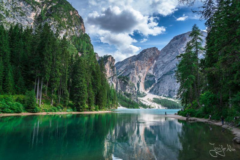 Lago di Braies - Pragser See - Südtirol - alto adige