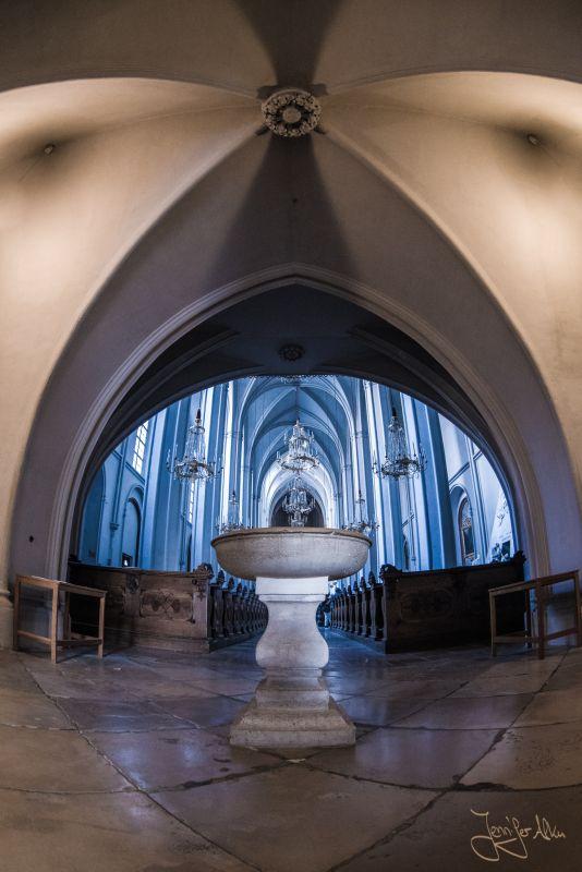 Österreich - Wien - Augustinerkirche