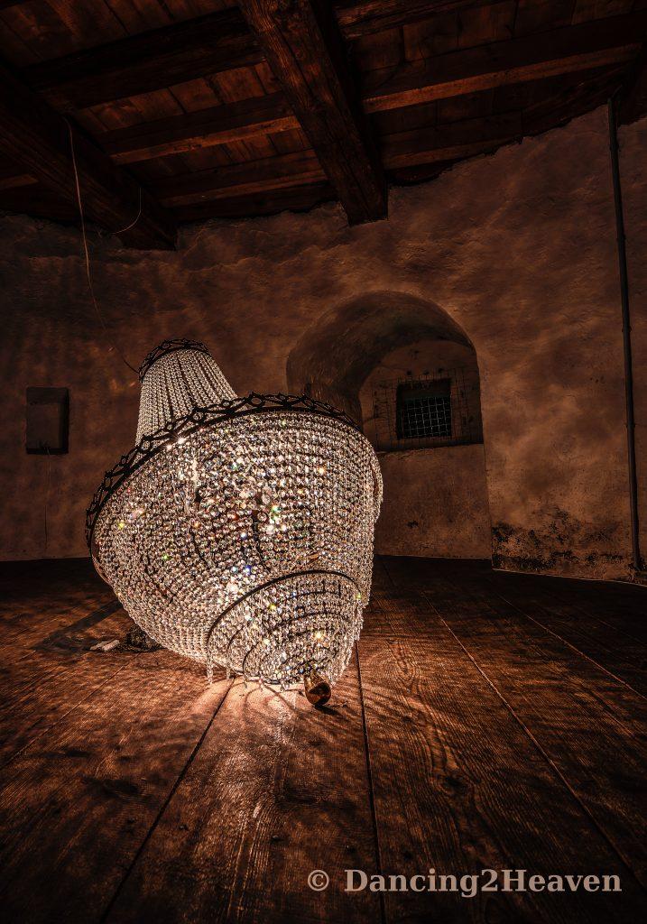 Kronach leuchtet 2018 - Kronleuchter