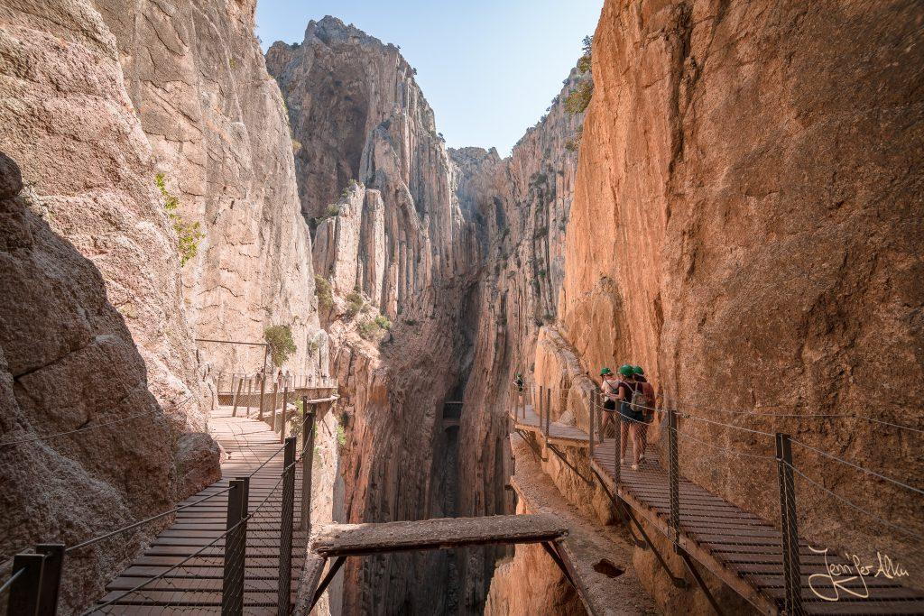"Malaga, Spanien, Andalusien, Ausflugsziele, El Chorro, Ardales, Antequerra, Caminito del Rey, Stausee ""Embalse del Guadalhorce"", Camino del Rey, Jennifer Alka"