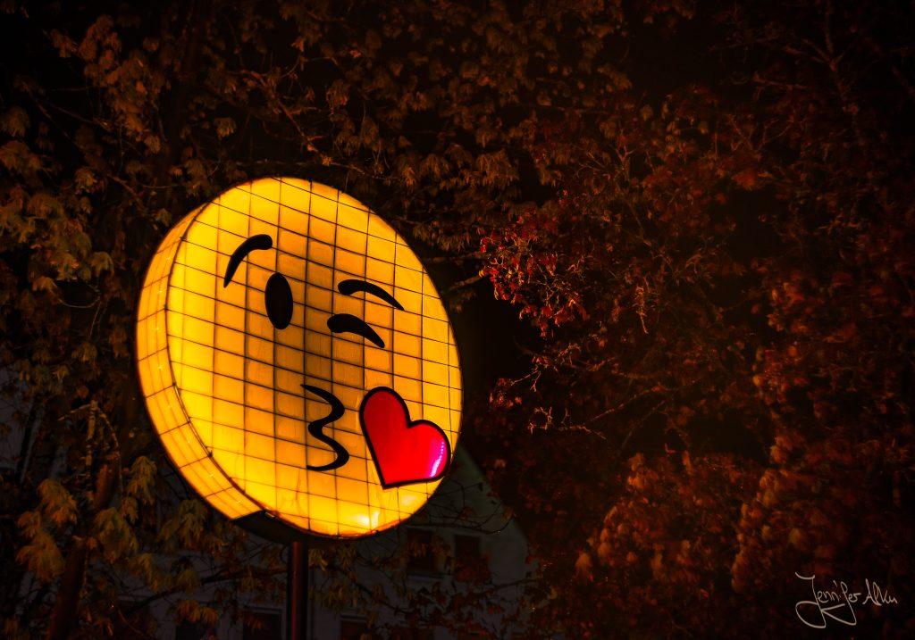 Emoticons - Kronach leuchtet