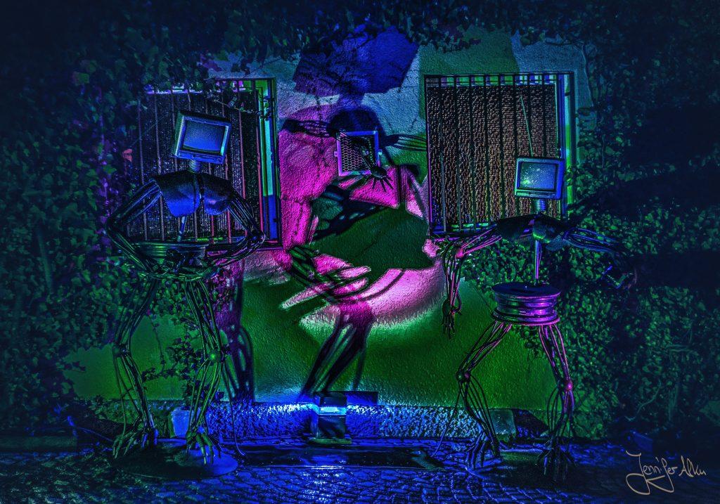 Kronach leuchtet 2019 - Jennifer Alka