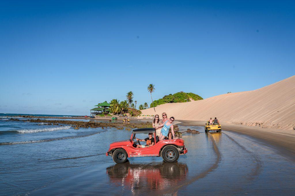 Buggy-Tour Natal