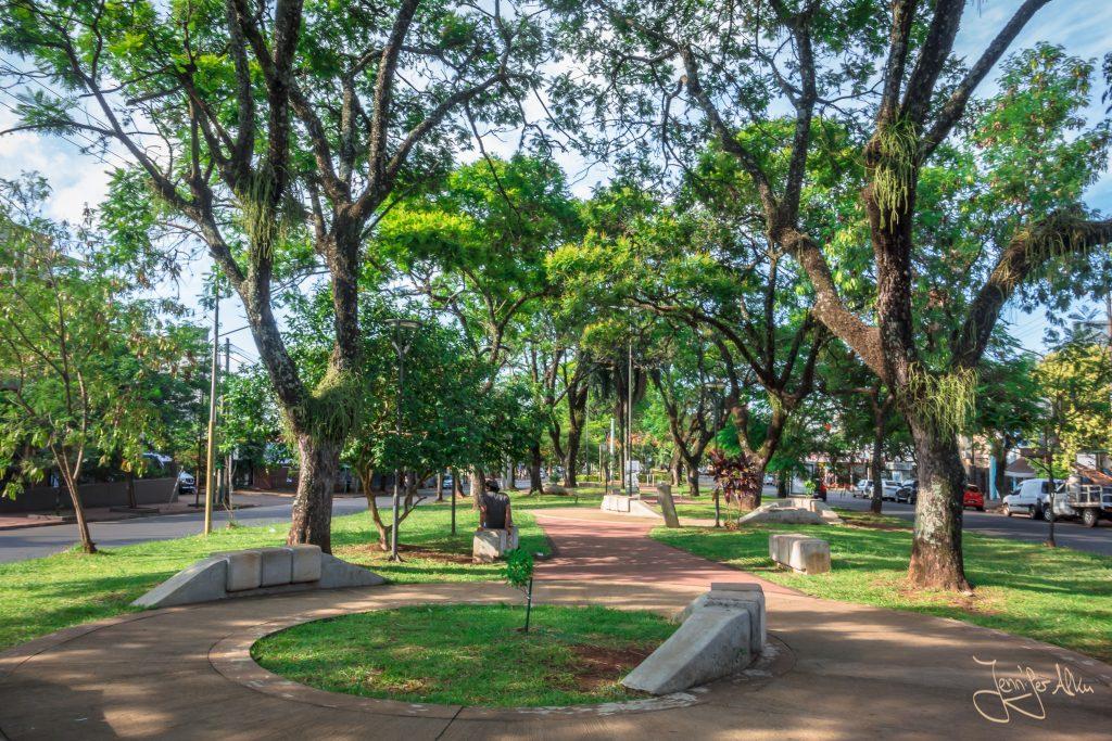 Posadas, Park, Argentinien