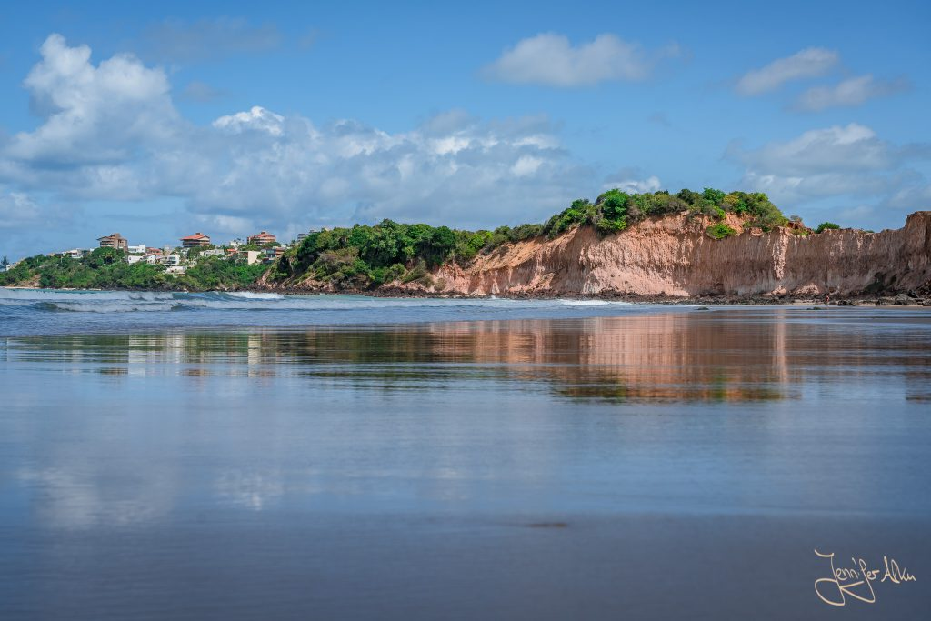 Traumstrand Praia de Cotovelo in der Nähe von Natal / Brasilien