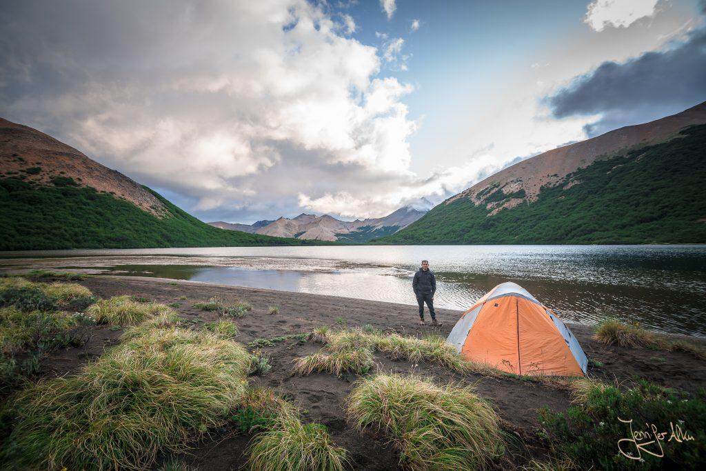 Camping an der Laguna CAB