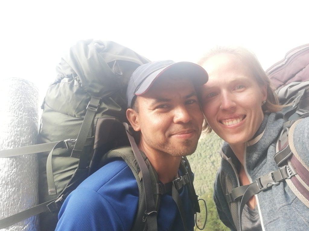 5 Tage Trekking bei Bariloche – Tag 2: Von Laguna Negra zur Laguna CAB